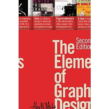 The Elements of Graphic Design, Used Book (9781581157628)