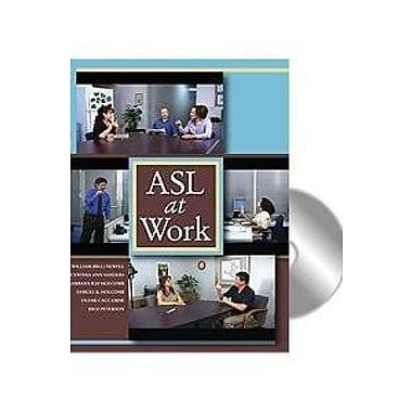 ASL AT WORK, Used Book (9781581210811)