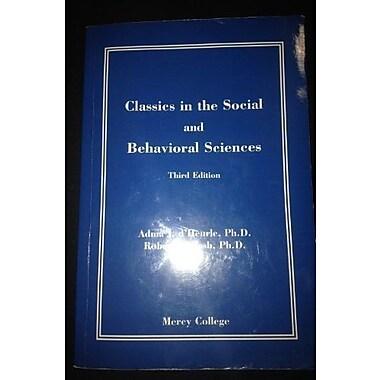 CLASSICS IN SOCIAL+BEHAVIORAL, Used Book (9781581523270)
