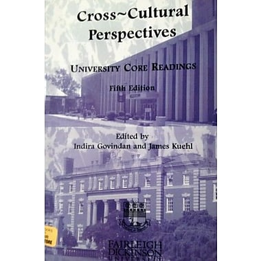 Cross Cultural Perspectives, Used Book (9781581525335)