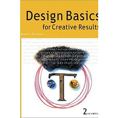 Design Basics for Creative Results, Used Book (9781581804256)