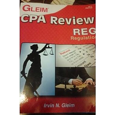 Cpa Reg Acad 2013, Used Book (9781581942736)