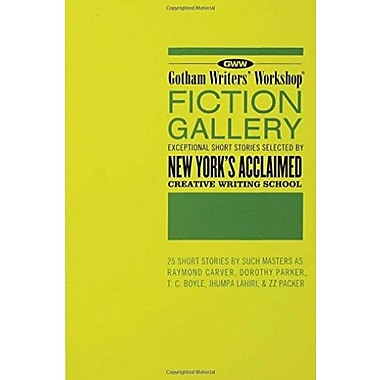Gotham Writers' Workshop Fiction Gallery, New Book