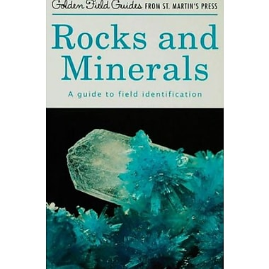 Rocks and Minerals: A Guide to Field Identification, Used Book (9781582381244)