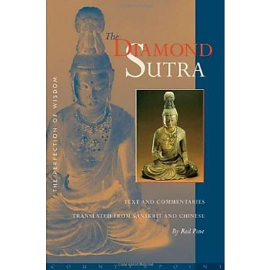 The Diamond Sutra, Used Book (9781582432564)