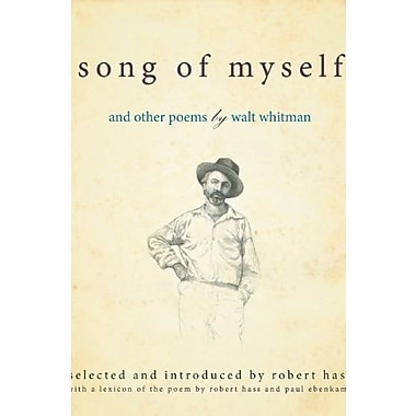 Song of Myself: and Other Poems by Walt Whitman, Used Book (9781582437118)