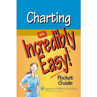 Charting: An Incredibly Easy! Pocket Guide, Used Book (9781582555386)