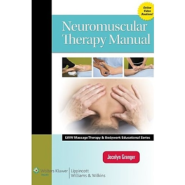 Neuromuscular Therapy Manual, Used Book (9781582558004)