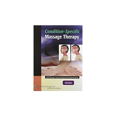 Condition-Specific Massage Therapy, Used Book (9781582558073)
