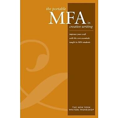 The Portable MFA in Creative Writing, Used Book (9781582973500)