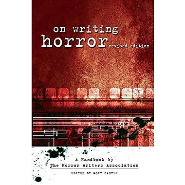 On Writing Horror: A Handbook by the Horror Writers Association Used Book (9781582974200)
