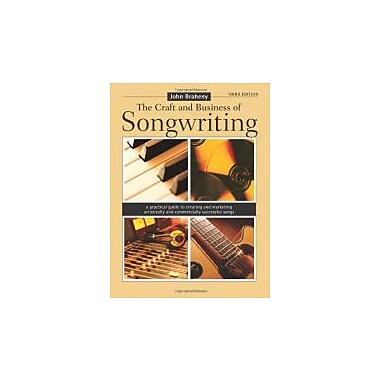 The Craft & Business of Songwriting, Used Book (9781582974668)