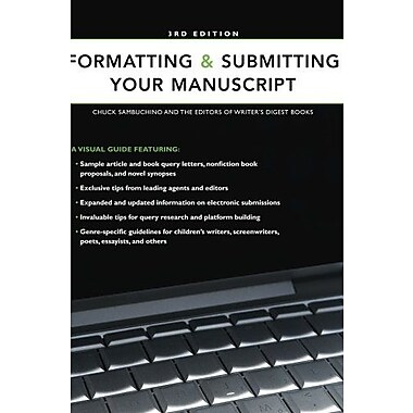 Formatting & Submitting Your Manuscript, Used Book (9781582975719)