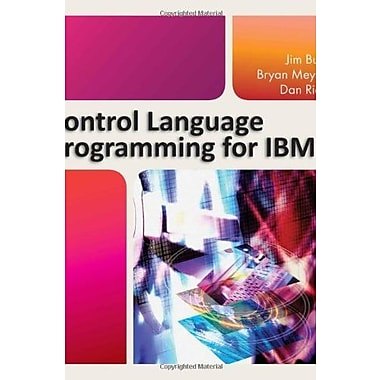 Control Language Programming for IBM i Used Book (9781583473580)