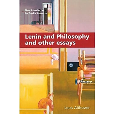 Lenin and Philosophy and Other Essays, Used Book (9781583670392)