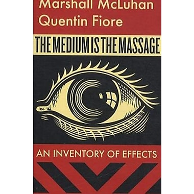 The Medium is the Massage, Used Book (9781584230700)