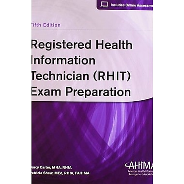 Registered Health Information, Used Book (9781584261117)