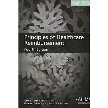Principles of Healthcare Reimbursement Used Book (9781584263401)