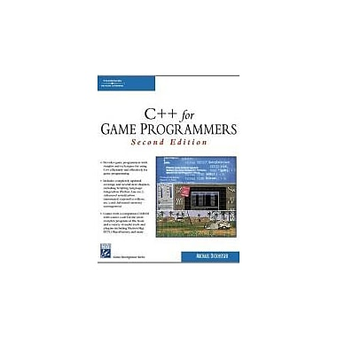 C++ For Game Programmers Used Book (9781584504528)