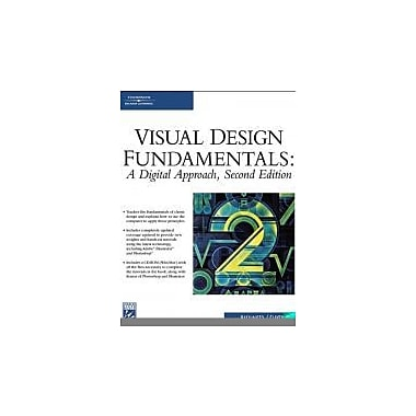 Visual Design Fundamentals: A Digital Approach, Used Book (9781584504931)