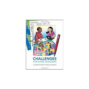 Challenges for Game Designers Used Book (9781584505808)