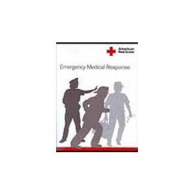 American Red Cross Emergency Medical Response Participant's Manual, Used Book (9781584803270)