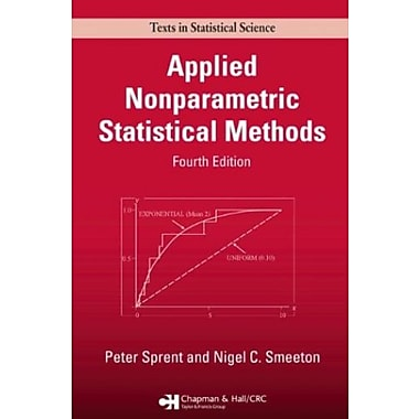 Applied Nonparametric Statistical Methods, Fourth Edition, Used Book (9781584887010)