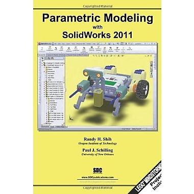 Parametric Modeling with SolidWorks 2011 Used Book (9781585036332)