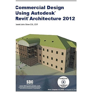 Commercial Design Using Revit Architecture 2012, Used Book (9781585036752)
