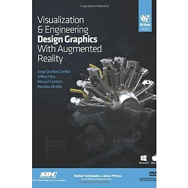 Visualization & Engineering Design Graphics with Augmented Reality Used Book (9781585038176)