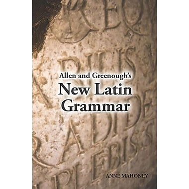 Allen and Greenough's New Latin Grammar, Used Book (9781585100422)