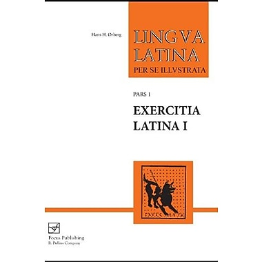 Exercitia Latina I: Exercises for Familia RomanaNo. 1), Used Book (9781585102129)