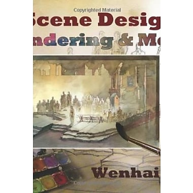 Scene Design: Rendering and Media, Used Book (9781585103935)