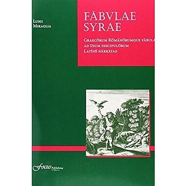 Fabulae Syrae, Used Book (9781585104284)