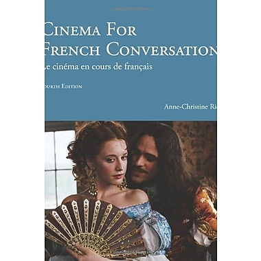 Cinema for French Conversation, Used Book (9781585106363)