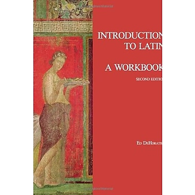 Introduction to Latin: A Workbook, Used Book (9781585106745)