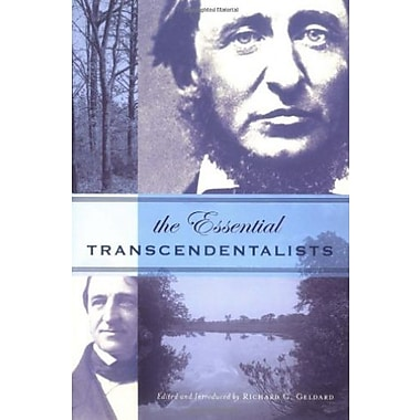 The Essential Transcendentalists, Used Book (9781585424344)