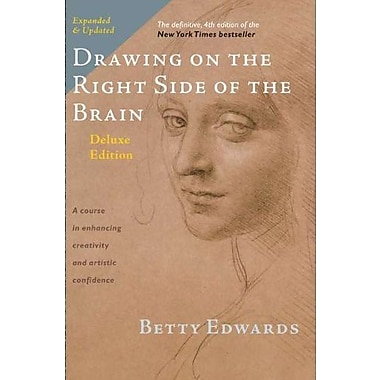 Drawing on the Right Side of the Brain: The Deluxe Edition, Used Book (9781585429219)