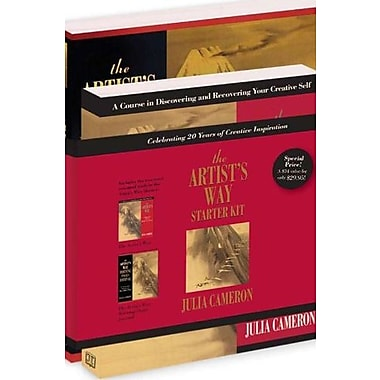 The Artist's Way Starter Kit, Used Book (9781585429288)