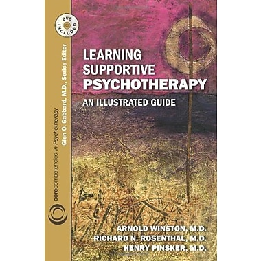 Learning Supportive Psychotherapy: An Illustrated Guide, Used Book (9781585623990)