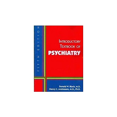 Introductory Textbook of Psychiatry, Used Book (9781585624003)