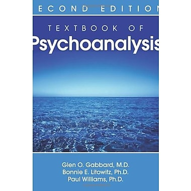 Textbook of Psychoanalysis, Used Book (9781585624102)