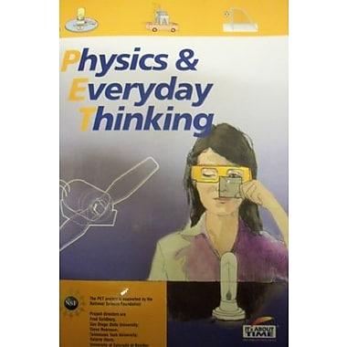 PHYSICS+EVERYDAY THINKING-W/DV, Used Book (9781585916658)