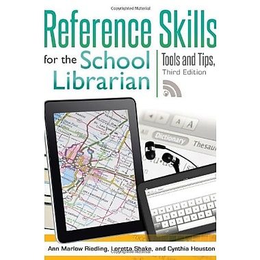 Reference Skills for the School Librarian: Tools and Tips, Used Book (9781586835286)