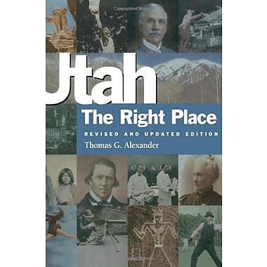 Utah, the Right Place (Revised and Updated Edition), Used Book (9781586852627)