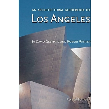 An Architectural Guidebook to Los Angeles, Used Book (9781586853082)