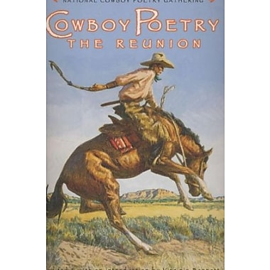 Cowboy Poetry: The Reunion, Used Book (9781586853495)