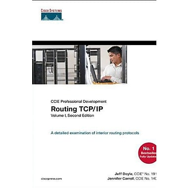 Routing TCP/IP, Volume 1 (2nd Edition) Used Book (9781587052026)