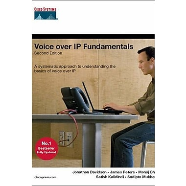 Voice over IP Fundamentals, Used Book (9781587052576)