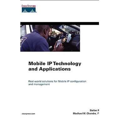 Mobile IP Technology and Applications, Used Book (9781587058516)